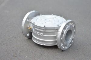 Filtr plynový přírubový