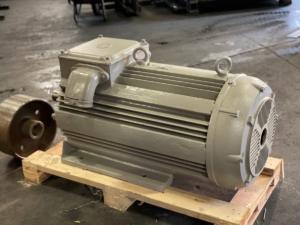 Kroužkový elektromotor MEZ-53kW-380V
