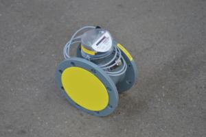 Plynoměr turbínový