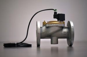 Ventil solenoidový (magnetický)